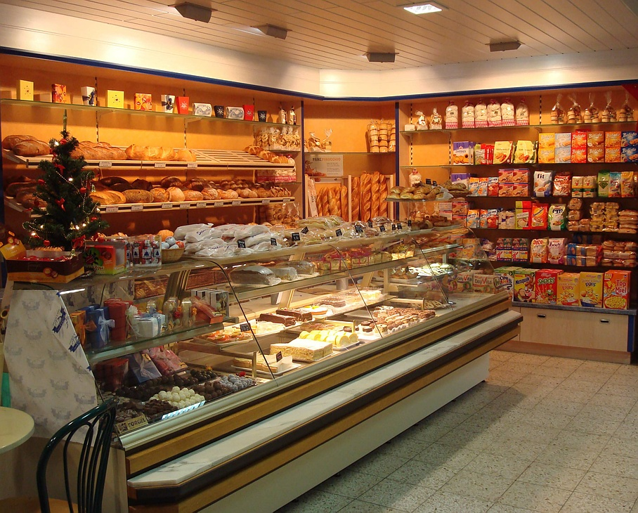 Laden - Dorfbäckerei Riedo & Defferard - Gurmels
